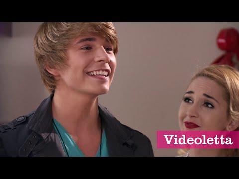 Violetta 3 English: Felipe sings