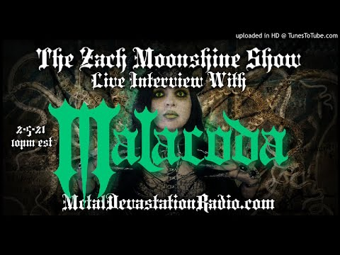 Malacoda - Interview 2021 - The Zach Moonshine Show