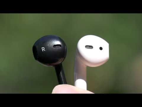 Az 1000 forintos Vezeték nélküli Fülhallgató - NégAirPods - YouTube c781574cec