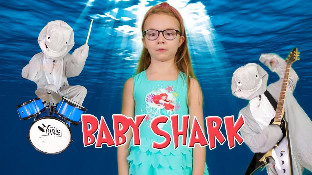 c983341200 The Best of Baby Shark just topped Billboard. Here's how it went viral. -  Vox