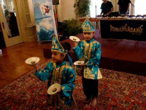 Gamelan Dance & Music, Musik Gamelan di Kedutaan Besar Indonesia Washington DC 3 Oktober 2009