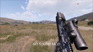 Скачать Arma 3 JSRS Vs Vanilla Sounds 160th Sor