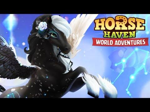 Gemini III Horse + Buying Subscription! Horse Haven World Adventures