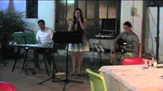 Corcovado, Quiet Nights of Quiet Stars (Jobim) - Liza & The Brothers + lyrics