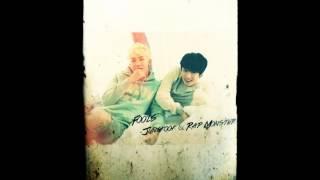 Jungkook and Rap Monster(BTS) Fools (3D Music Use Headphones!)