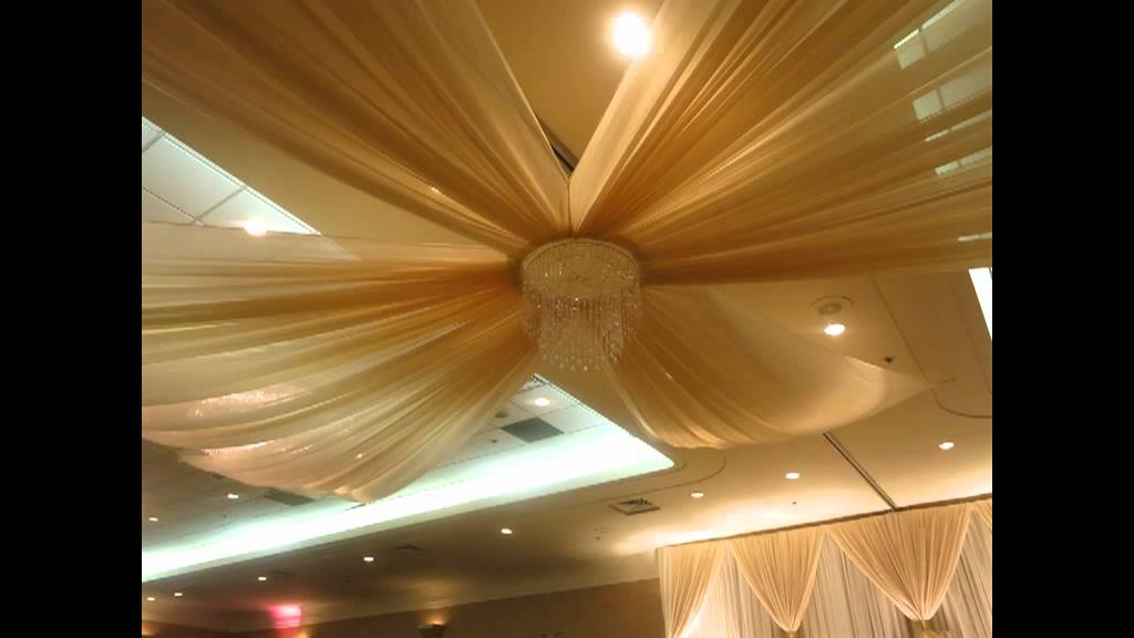 Ivory Theme Wedding Decor Calgary Youtube