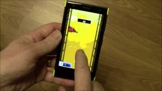 Windows Phone Central Game Review: Ninja Jump
