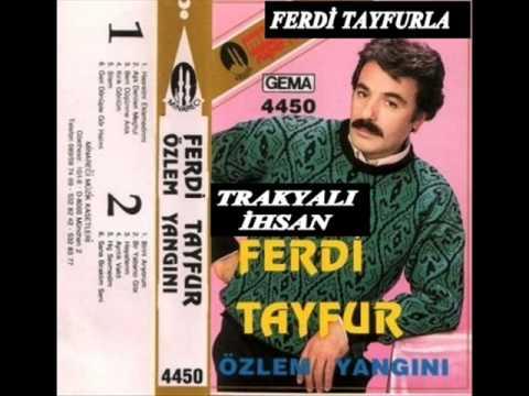 Ferdi Tayfur - Kirik Gonlum (Minareci MC 4450) (1992)