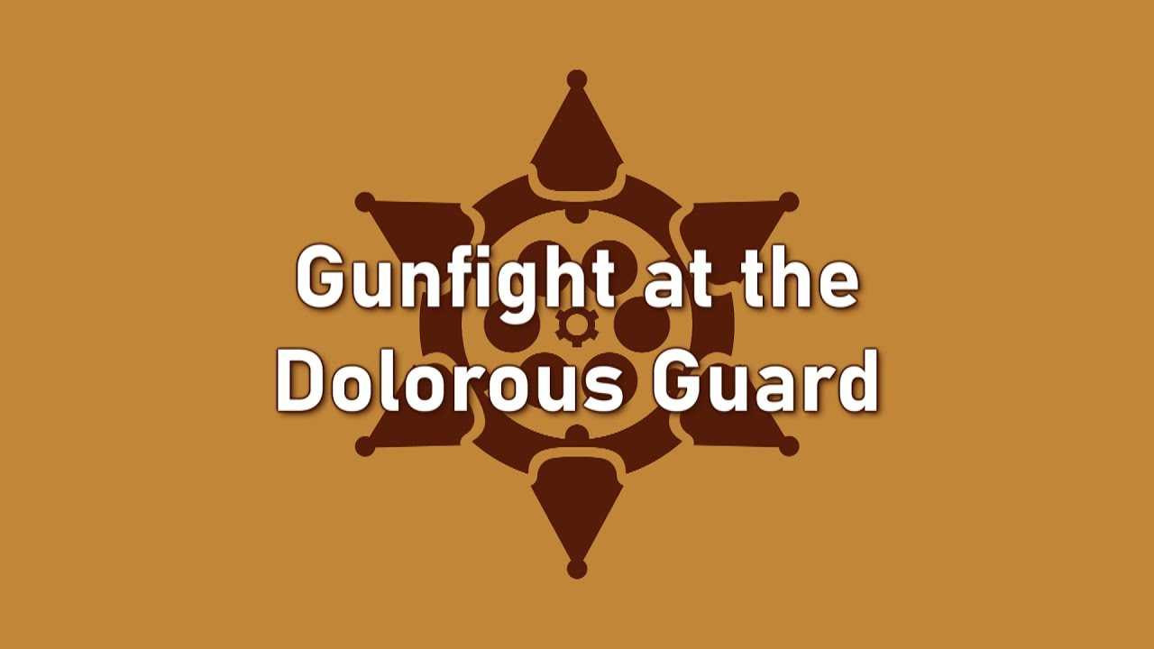 Download The Mechanisms - High Noon Over Camelot - 2 - Gunfight at the Dolorous Guard (Lyrics)