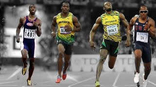 Top 10 - Fastest 200m Races
