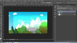 Photoshop урок #7 (Как изменить цвет текстуры)
