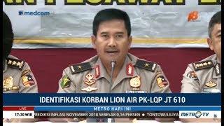 Hari ke-12, Enam Jenazah Penumpang Lion Air Kembali Teridentifikasi