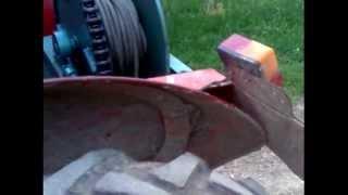 Vitla trktorska 10.    traktor winch.