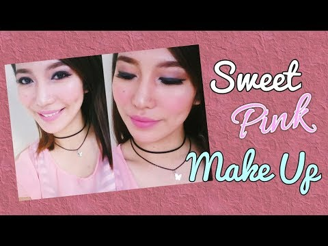 GIRLISH PINK + PURPLE Make Up Tutorial ❤ | ReenaJoie | Philippines