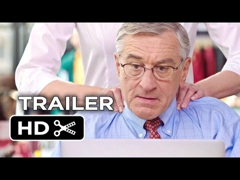 The Intern TRAILER 1 (2015) - Anne Hathaway, Adam DeVine Comedy HD