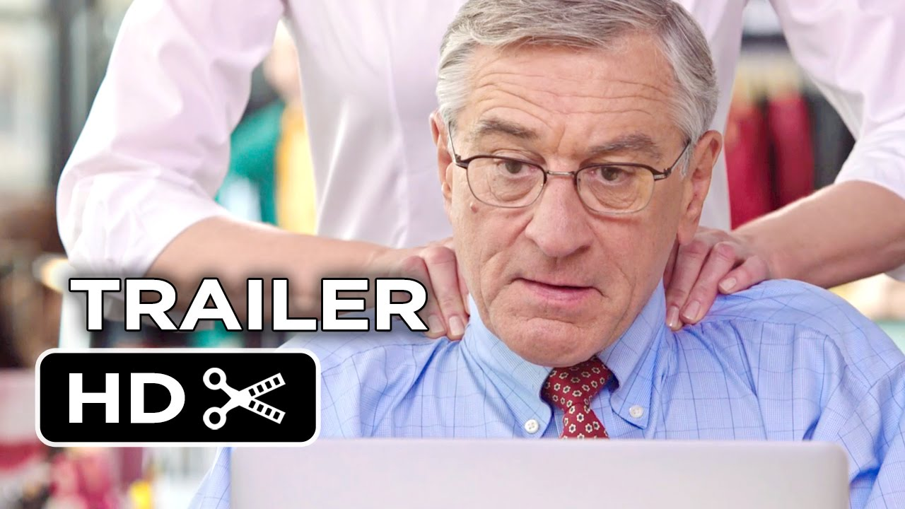 Download The Intern TRAILER 1 (2015) - Anne Hathaway, Adam DeVine Comedy HD