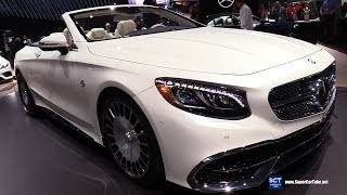 2017 Mercedes Maybach S 650 - Exterior and Interior Walkaround - 2017 New York Auto Show