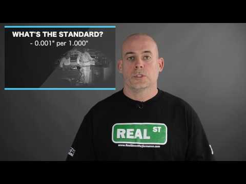 Engine bearing Size and Terminology - Jay's Tech Tips