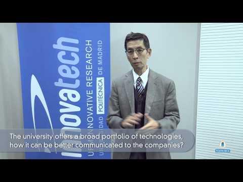 Interview Glenn Osaka. 2nd UPM innovatech International Workshop