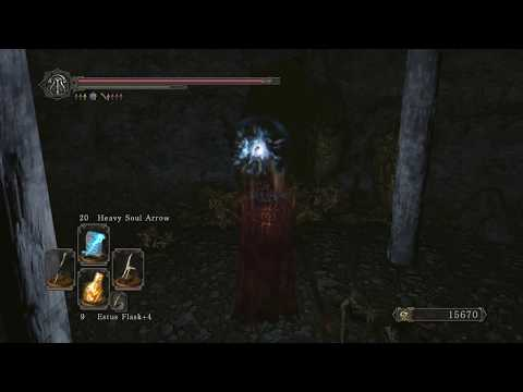 Dark Souls 2 How To Get To The Black Gulch Youtube