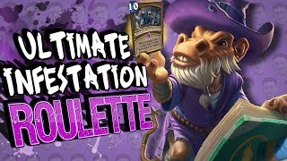 ULTIMATE INFESTATION ROULETTE - Spiteful Druid - Kobolds And Catacombs - Standard Constructed
