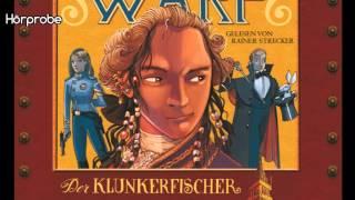 """Eoin Colfer und Rainer Strecker auf Lesereise: """"WARP - Der Klunkerfischer"""" (c)HHV, 2015"""