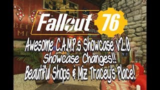 C.A.M.P. Showcases are back! It's Version 2.0 and things are better...