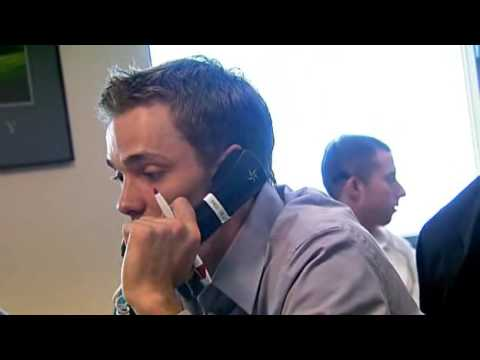 Wall Street Warriors - 600 phone calls a day for the superstar broker!