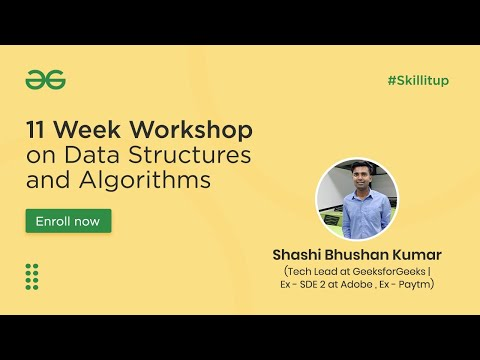 #Skillitup | DSA Workshop - Week-1 ( Day 1) - Time Complexity, Basic Maths, Practise Questions + Q/A