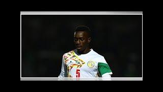 Idrissa Gueye makes Senegal World Cup squad