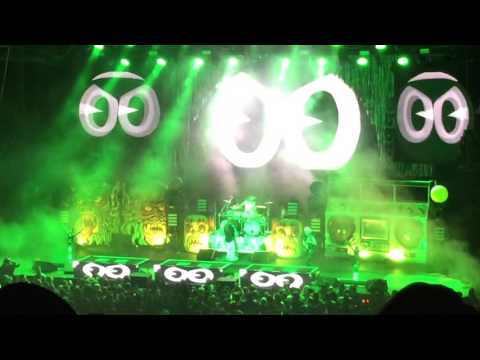 Rob Zombie Korn Full Show July 24 2016 Irvine Meadows Amphitheatre CA