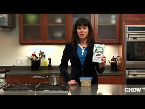How To Quick-Cook Steel-Cut Oats - CHOW Tip