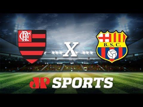 Flamengo 3 x 0 Barcelona-EQU - 11/03/20 - Libertadores - Futebol JP