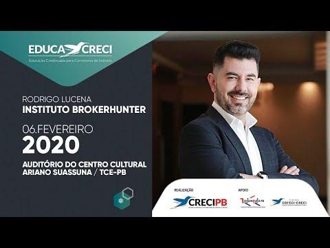 Educacreci com Rodrigo Lucena – Instituto Brokerhunter