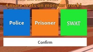 THE REAL POWER OF SWAT ON JAILBREAK-ROBLOX