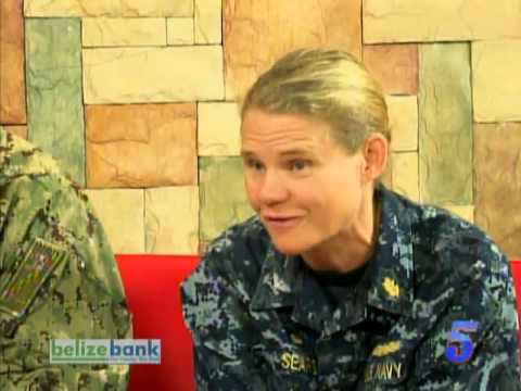 OYE TOPIC: US NAVAL HOSPITAL SHIP, USNS COMFORT'S VISIT TO BELIZE