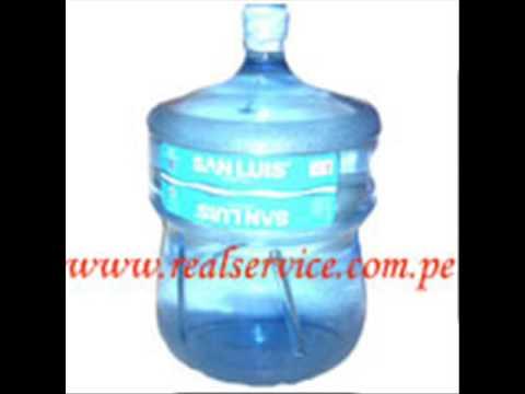 Bidones de agua san luis agua mineral san mateo agua de for Bidones para agua