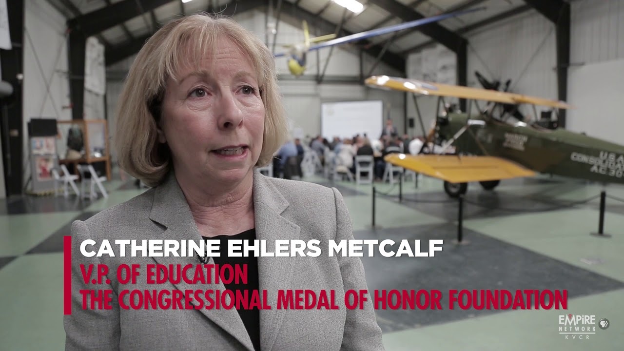 State of the Empire: Medal of Honor Society Character