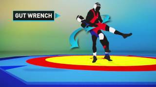 2016 Rio Olympics Rules of the Game - Greco Roman Wrestling