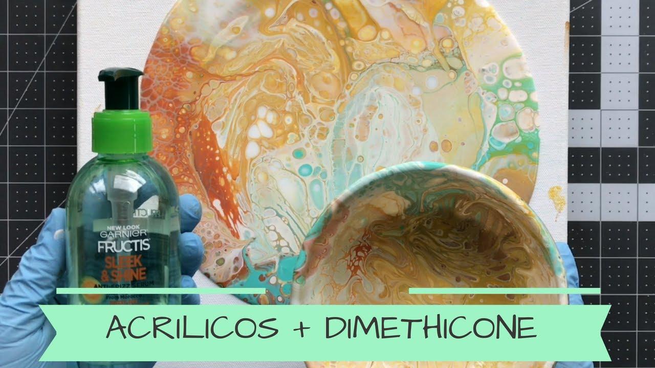 Como pintar un cuadro facil t cnica acrylic pouring for Como pintar un cuadro abstracto