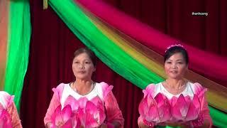 Hoa sen thap muoi - Xa Khac niem - Thanh Pho Bac ninh