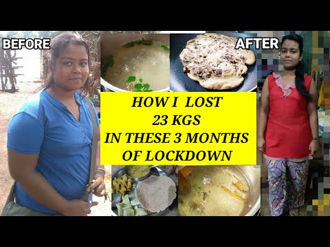 how-i-lost-23-kgs-in-these-3-months-of-lockdown|full-day-meal-plan-&-weightloss-transformation-story
