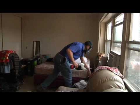 Bed Bug Infestation At Saratoga Springs Apartment Building Youtube