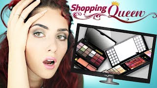 HILFE❗️TELE SHOPPING... Makeup aus dem FERNSEHEN Live TEST! Luisacrashion