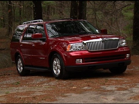 2003-2006 LINCOLN Navigator Pre-Owned Vehicle Review - WheelsTV