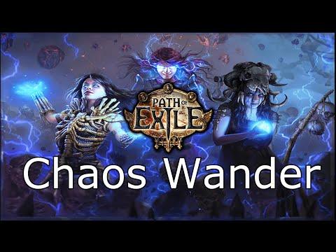 Poe Build Chaos Wander
