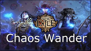 [Path of Exile] Chaos Wander for Flashback league