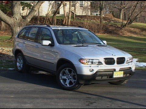 2001 2006 bmw x5 pre owned vehicle review wheelstv youtube. Black Bedroom Furniture Sets. Home Design Ideas