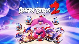 ЗЛЫЕ ПТИЧКИ 2! ПОГОНЯ за БОССОМ ПРОДОЛЖАЕТСЯ Игровой мультик Детский летсплей по игре ANGRY BIRDS 2
