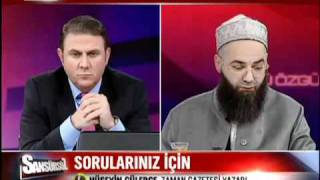 Cübbeli Ahmet Hoca'yı tutuklatan sözl...